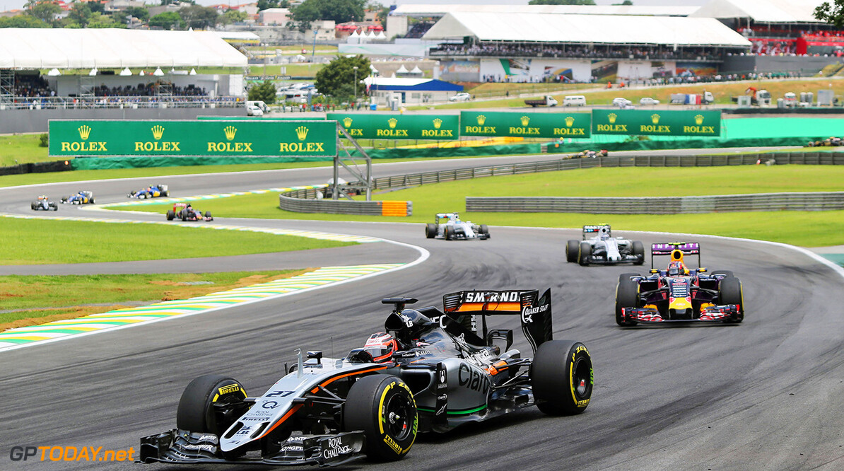 Force India richt pijlen voor 2016 op Williams