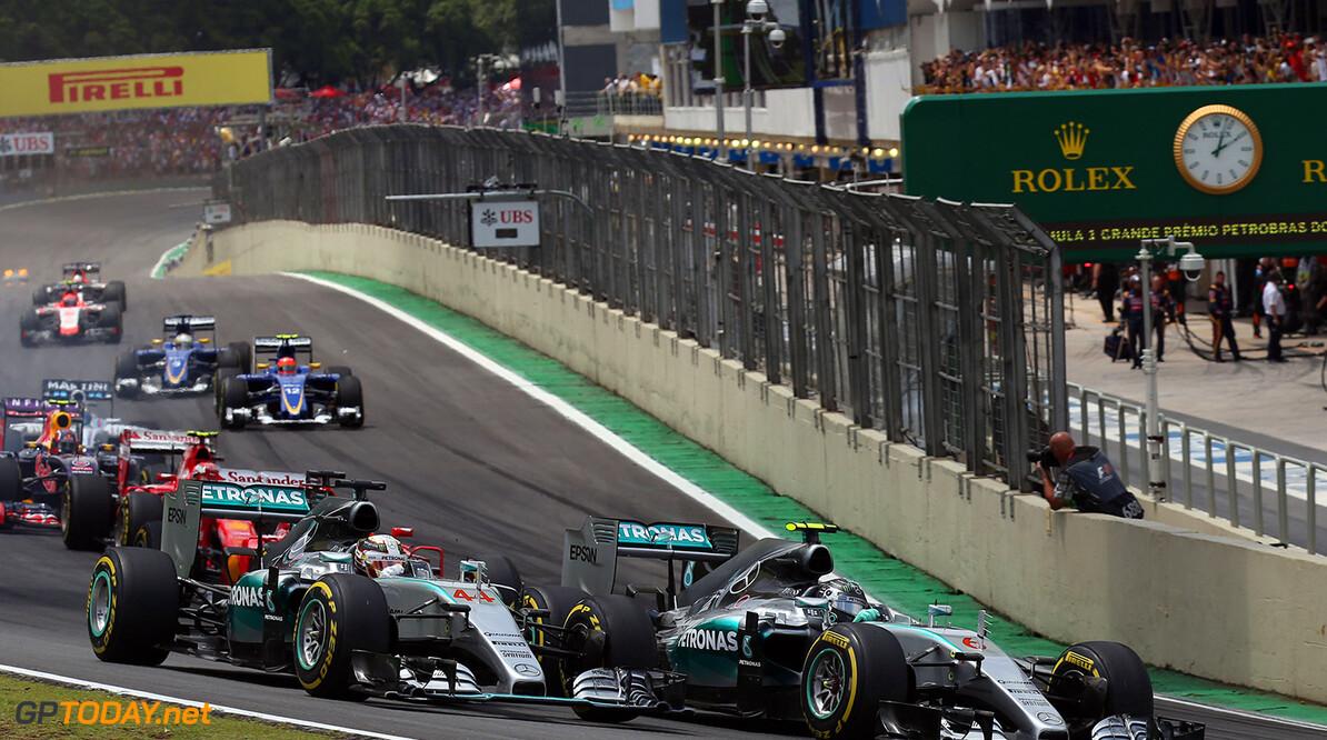 Mercedes zinspeelt op agressief ontwerp voor 2016