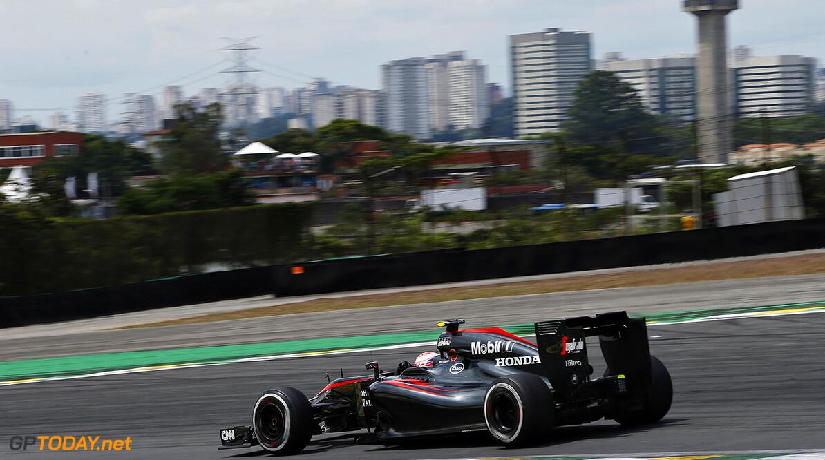 McLaren beschikte in Brazilië over nieuwe diffuser