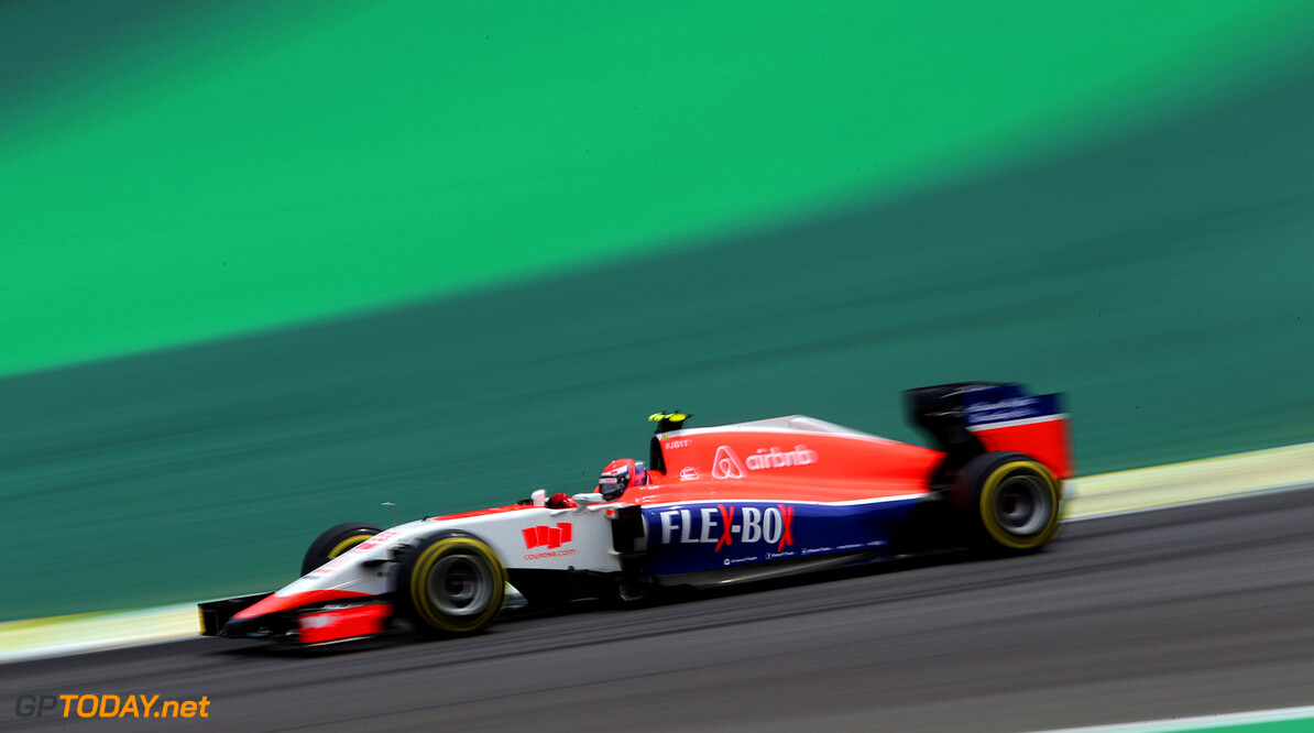 Alexander Rossi hoopt op vervolg in F1 in 2016
