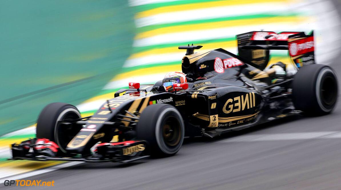 Grosjean hoopt ooit terug te keren bij Renault
