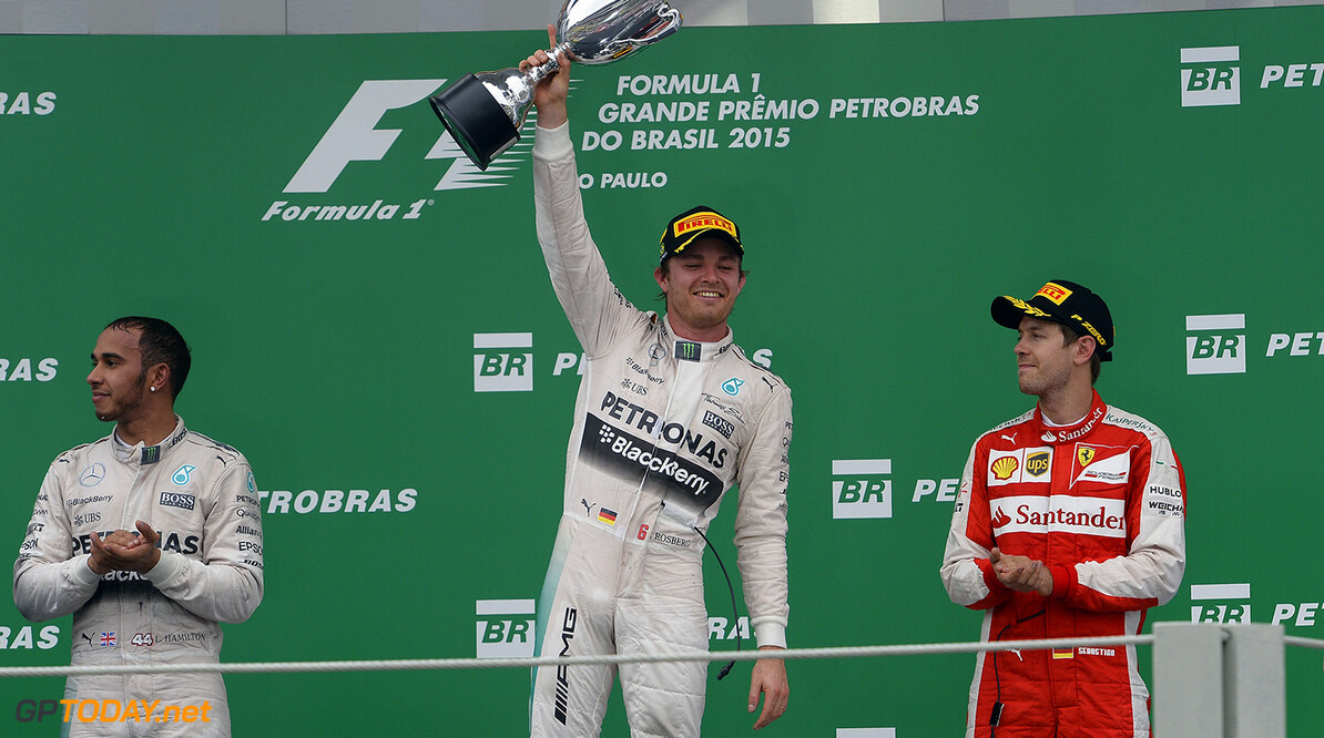 Don't count out Rosberg for 2016 title - Stewart