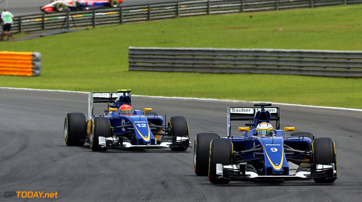 Sauber en Manor vragen voorschot op prijzengeld