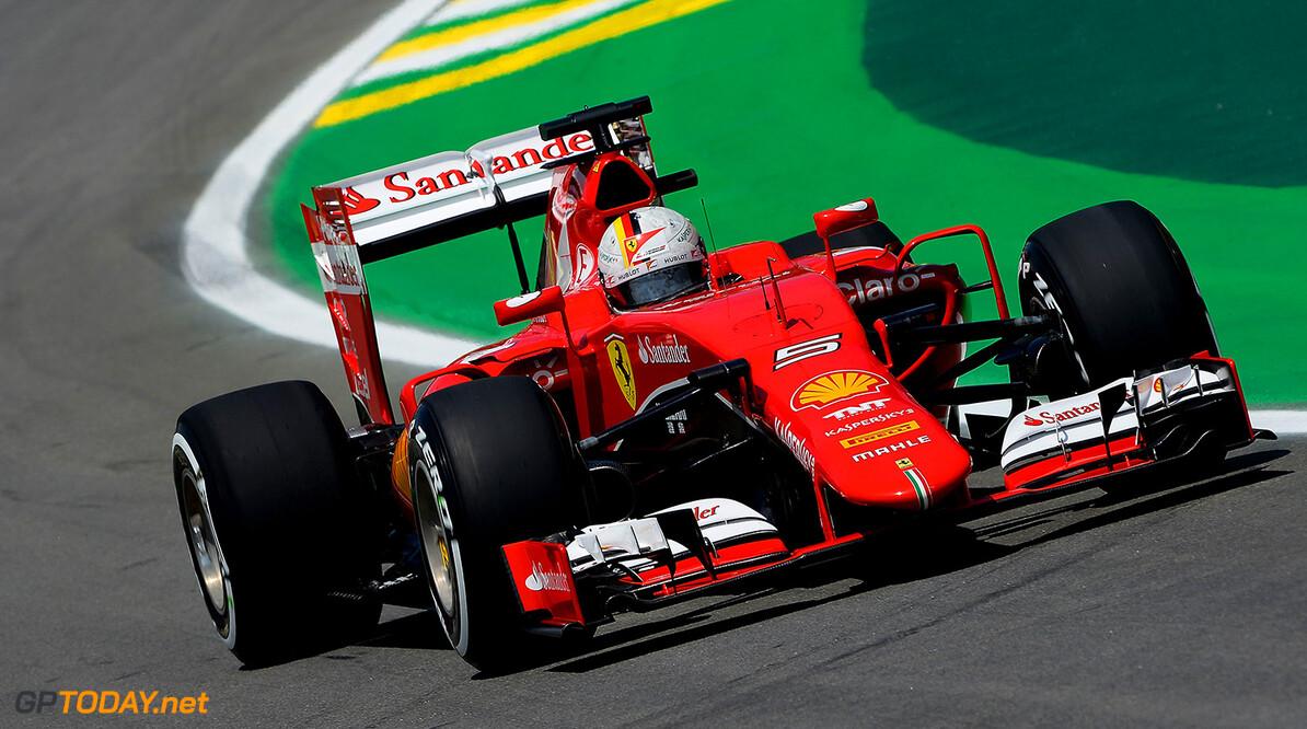 2016 Ferrari to be 'evolution' of current car - Vettel