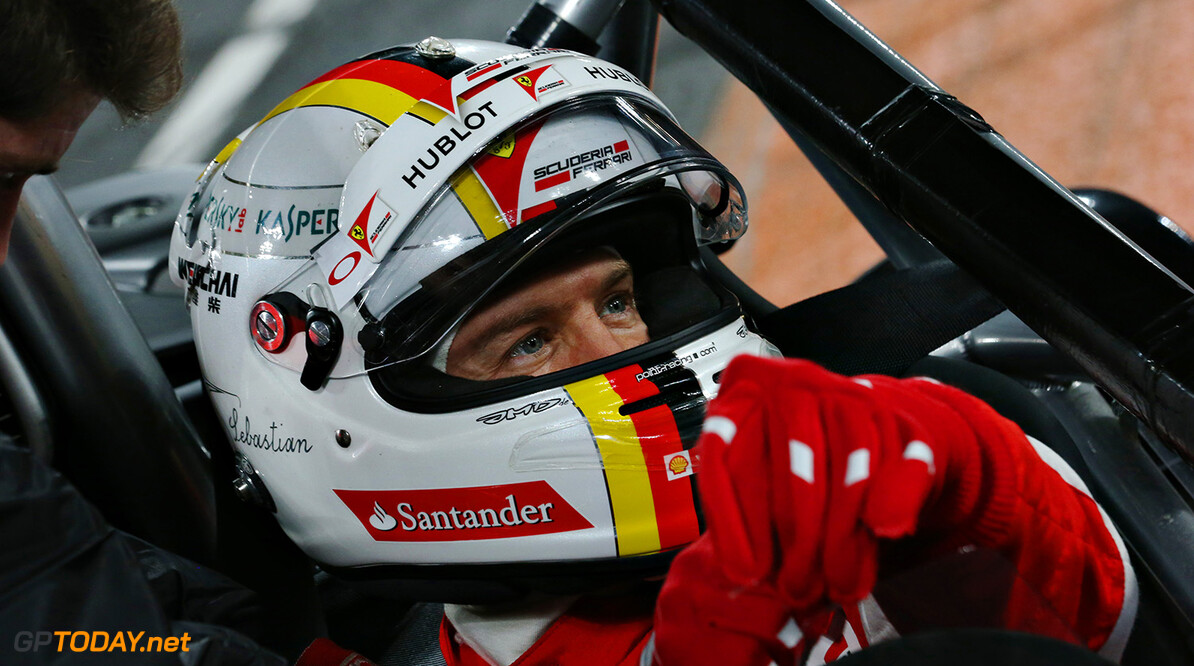 Vettel to have 'almost no vacation' this winter