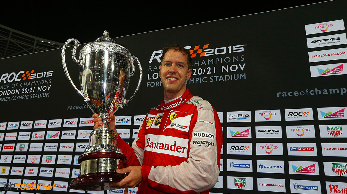 Vettel tipped to win title in 2016