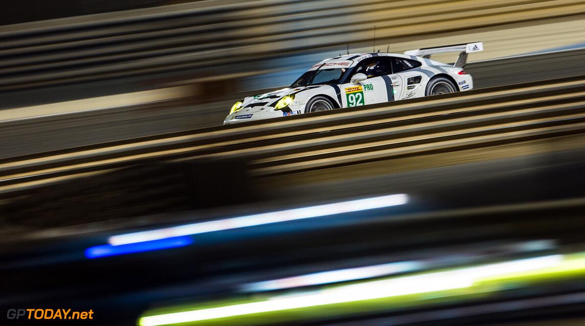 ND5_1188.jpg Car #92 / PORSCHE TEAM MANTHEY (DEU) / Porsche 911 RSR / Patrick Pilet (FRA) / Frederic Makowiecki (FRA)- 6 Hours of Bahrain at Bahrain International Circuit - Sakhir - Bahrain  Car #92 / PORSCHE TEAM MANTHEY (DEU) / Porsche 911 RSR / Patrick Pilet (FRA) / Frederic Makowiecki (FRA)- 6 Hours of Bahrain at Bahrain International Circuit - Sakhir - Bahrain  Nick Dungan Sakhir Bahrain  Adrenal Media 6 hours WEC ACO Bahrain motorsport
