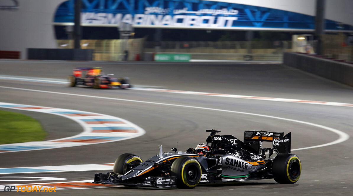 Formula One World Championship Nico Hulkenberg (GER) Sahara Force India F1 VJM08.
