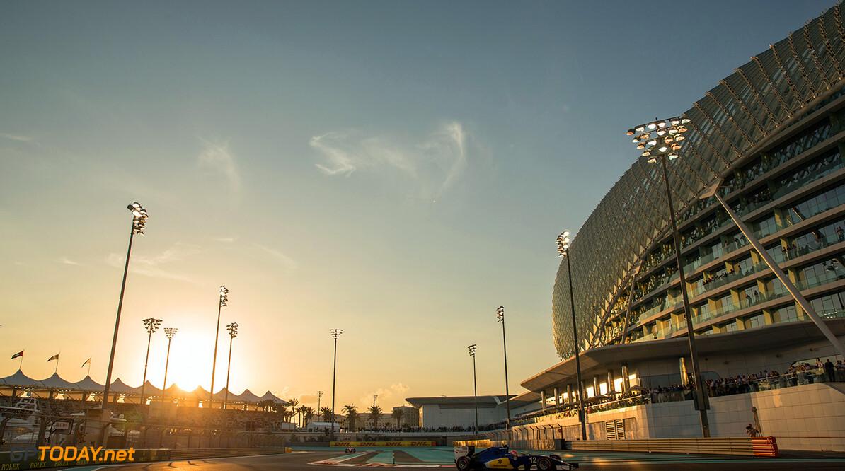 <b>Statistieken:</b> De Grand Prix van Abu Dhabi 2016