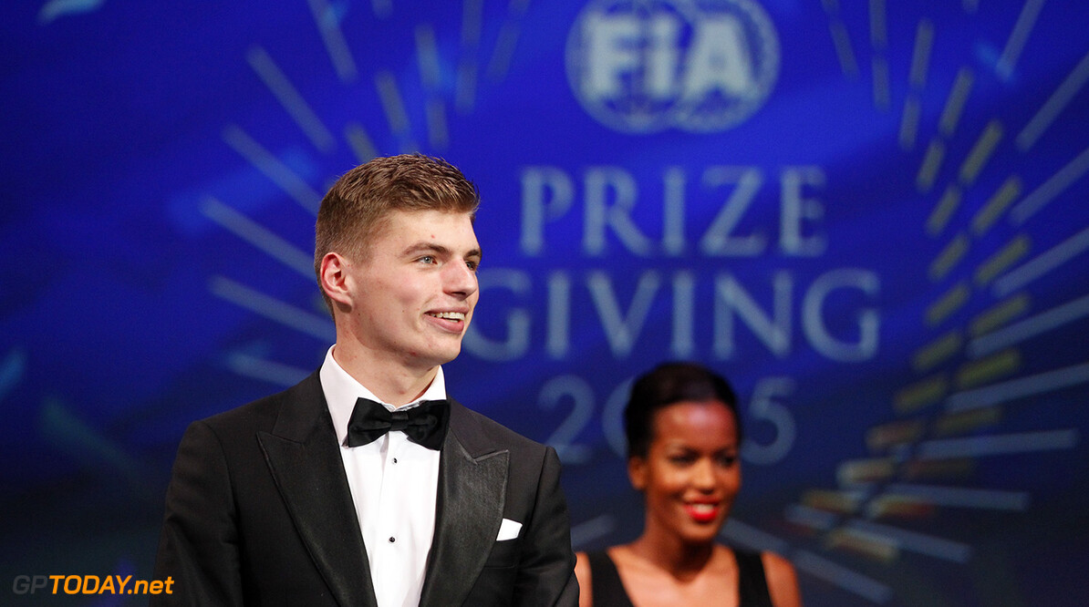 during the FIA Prize Giving 2015 on December 4th 2015, at Paris, France. Photo Florent Gooden / DPPI AUTO - FIA PRIZE GIVING 2015 Florent Gooden  Paris France  2015 decembre december ceremonie ceremony Remise des prix awards celebration federation internationale de l'automobile international automobil federation auto
