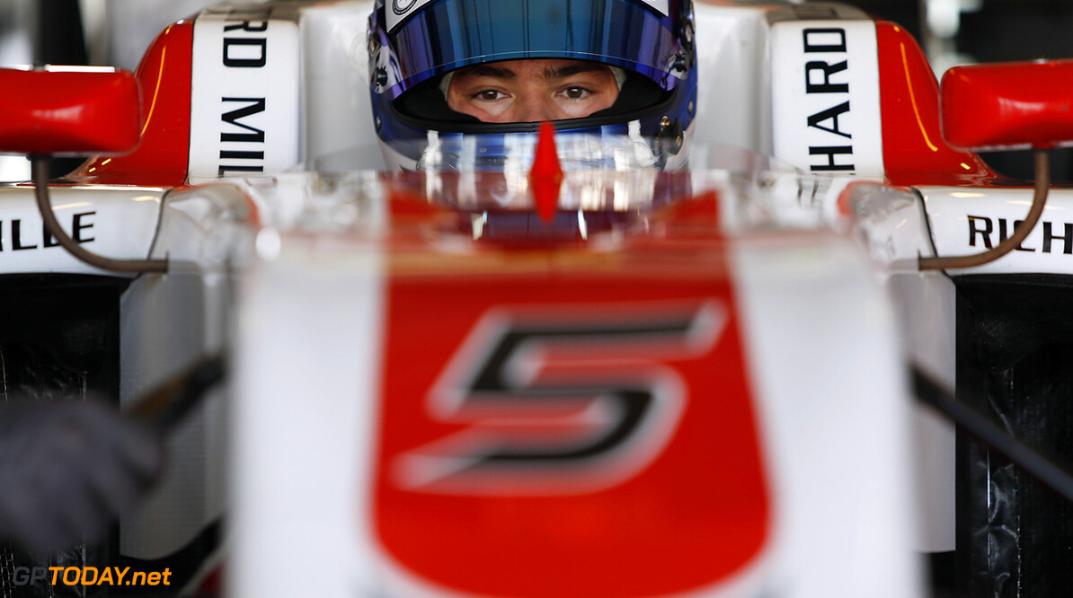 2015 GP3 Series Test 4.