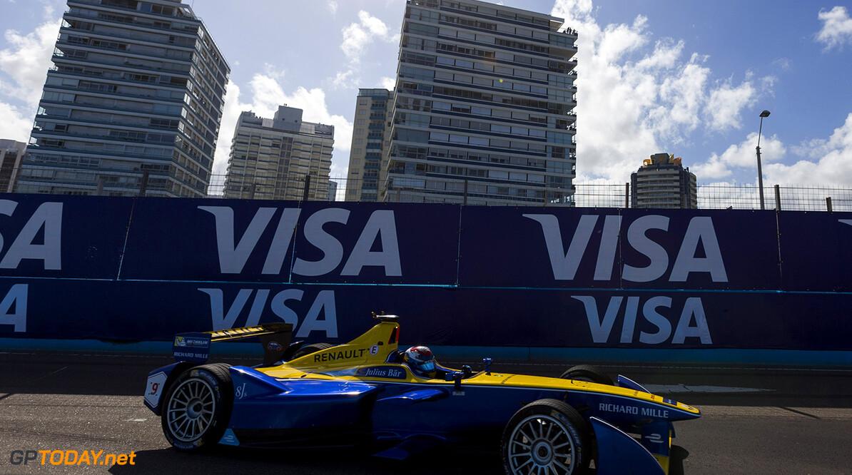 2015/2016 FIA Formula E Championship. Punta del Este ePrix, Punta del Este, Uruguay. Saturday 19 December 2015.  Photo: Zak Mauger/LAT/Formula E ref: Digital Image _L0U8603  Zak Mauger    fe formula e