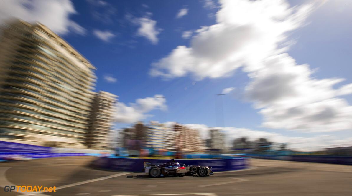 2015/2016 FIA Formula E Championship. Punta del Este ePrix, Punta del Este, Uruguay. Saturday 19 December 2015. Sam Bird (GBR), DS Virgin Racing DSV-01. Photo: Zak Mauger/LAT/Formula E ref: Digital Image _L0U7679  Zak Mauger    fe formula e action
