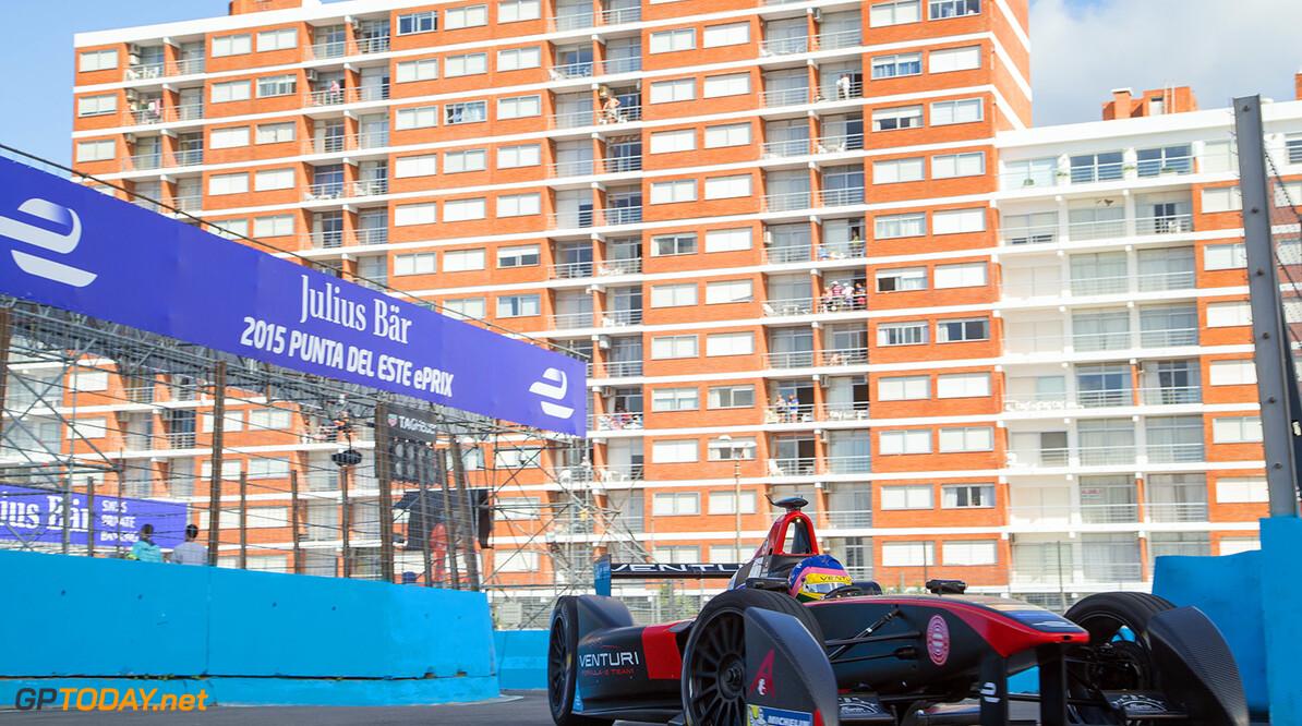 2015/2016 FIA Formula E Championship. Punta del Este ePrix, Punta del Este, Uruguay. Saturday 19 December 2015.  Photo: Jed Leicester/LAT/Formula E ref: Digital Image _L2_4729  Jed Leicester    fe formula e