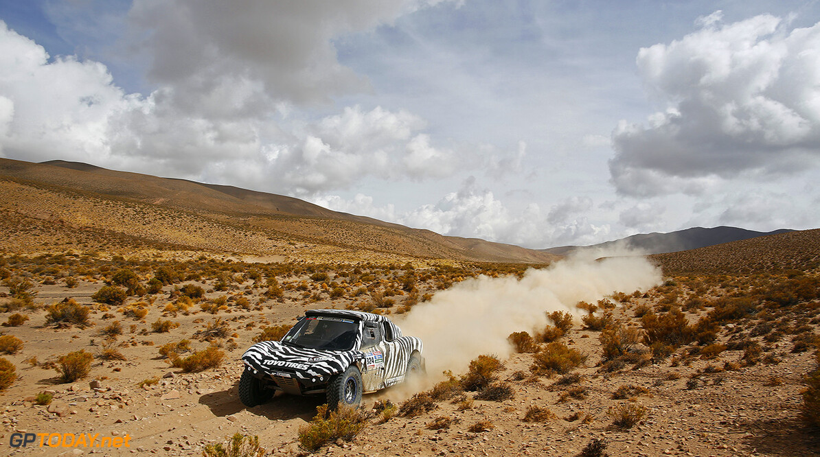 324 CHICHERIT Guerlain (fra) WINOCQ Alexandre (fra) Buggy action during the Dakar 2016 Argentina Bolivia, Etape 4 - Stage 4, Jujuy - Jujuy,  from  January 6, 2016 , Argentina - Photo Frederic Le Floc'h / DPPI AUTO - DAKAR 2016 - PART 1 Frederic Le Floc'h san salavador de Jujuy Argentine  2015 Amerique Du Sud Argentine Auto Bikes Bolivie Camion Chili Course Dakar January Janvier Moto Quad Rally Rallye Rallye Raid Rallyes Raid Rallyraid Trucks