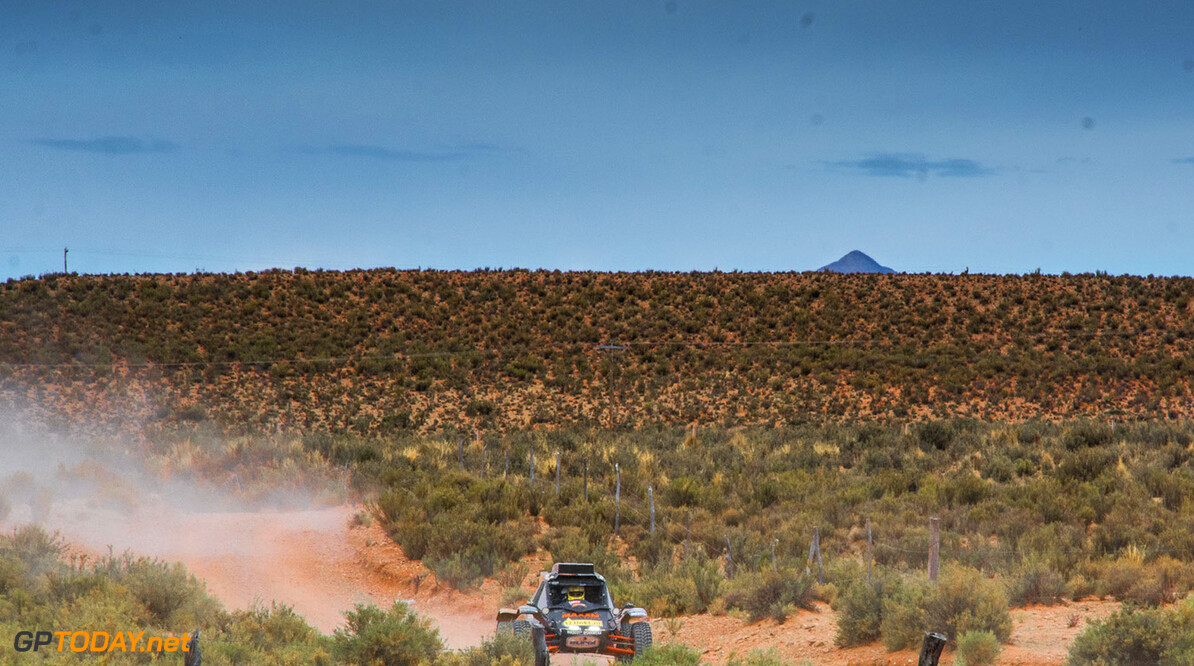 Paul Goss    347 Tim Coronel (NLD) SUZUKI Maxxis Super B CAR DAKAR 2016 Mood stage 7 Uyuni-Salta 9-1-2016