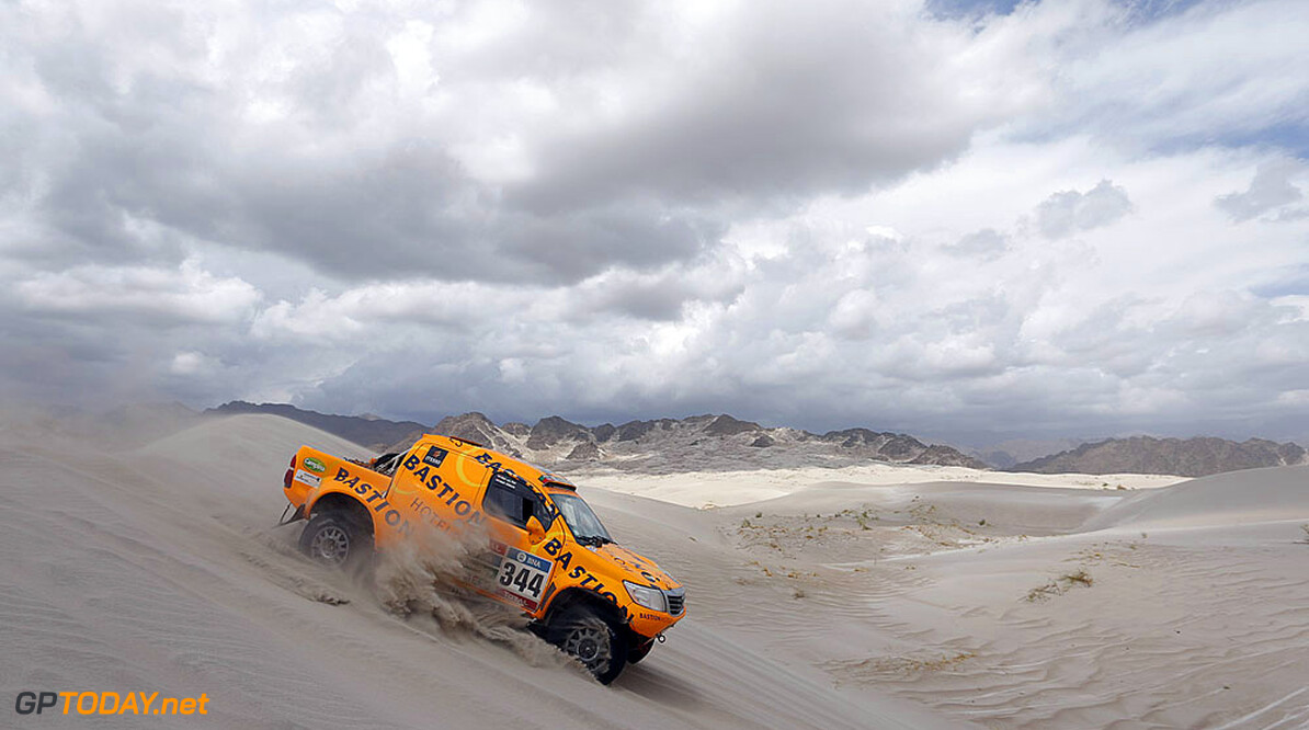 during the Dakar 2016 Argentina,  Bolivia, Etape 10 / Stage 10,  Belen - La Rioja,  from  January 13, 2016 - Photo Florent Gooden / DPPI AUTO - DAKAR 2016 - PART 2 Florent Gooden Belen Argentine  Amerique Du Sud Argentine Auto Bikes Bolivie Camion Course Dakar January Janvier Moto Quad Rally Rallye Rallye Raid Rallyes Raid Rallyraid Trucks
