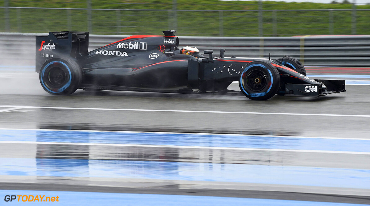 Is McLaren going to unveil a major sponsor soon?