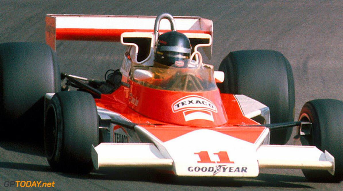 De dag van de eerste pole in F1 van James Hunt
