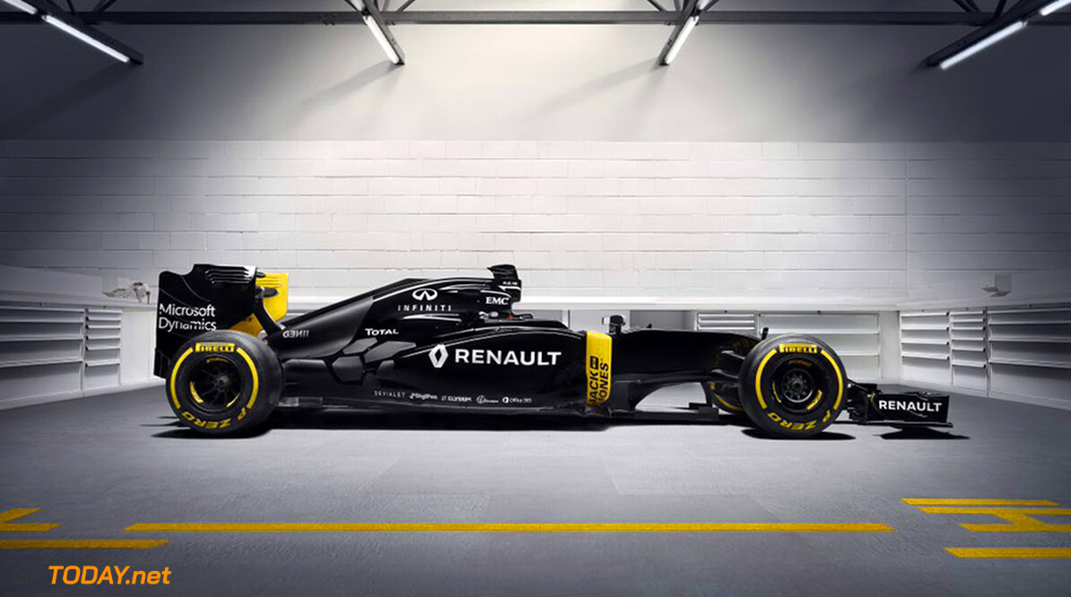 Renault may change colour scheme for Melbourne