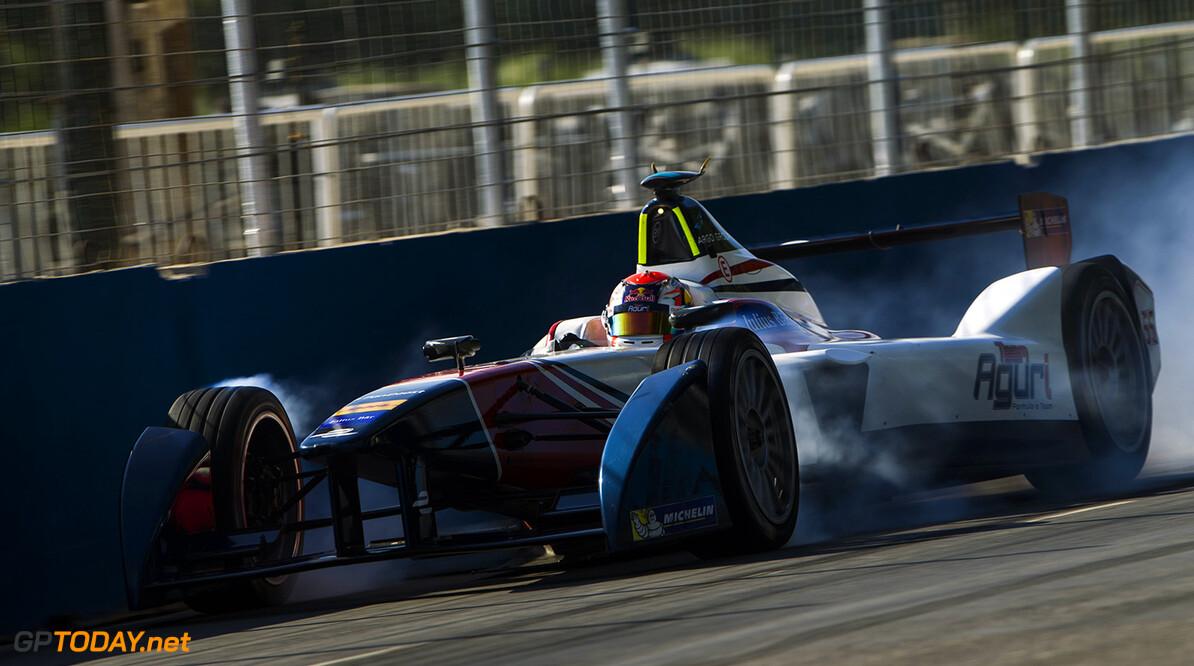 2015 Formula E  Buenos Aires e-Prix, Argentina Saturday 6 February 2016.  Photo: Sam Bloxham/FIA Formula E/LAT ref: Digital Image _G7C9609  Sam Bloxham    action