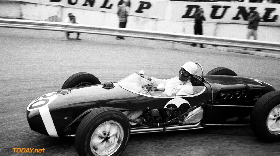 Monaco GP 14 May 1961 Winner, Stirling Moss, Lotus 18      ACTION British F1 GP Win