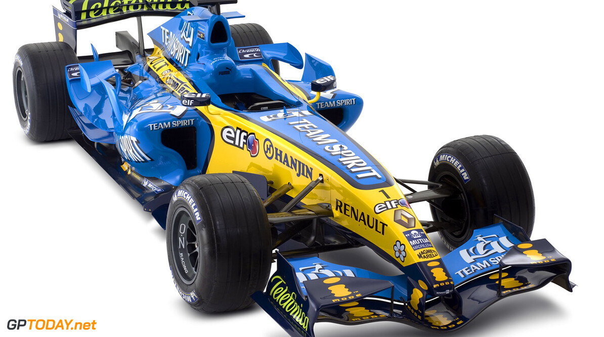 <b>Video: </b>Renault R26 maakt deel uit van game F1 2017