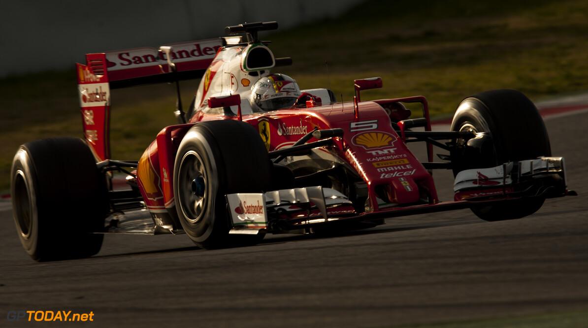 Vettel wars van sterallures en heldenverering