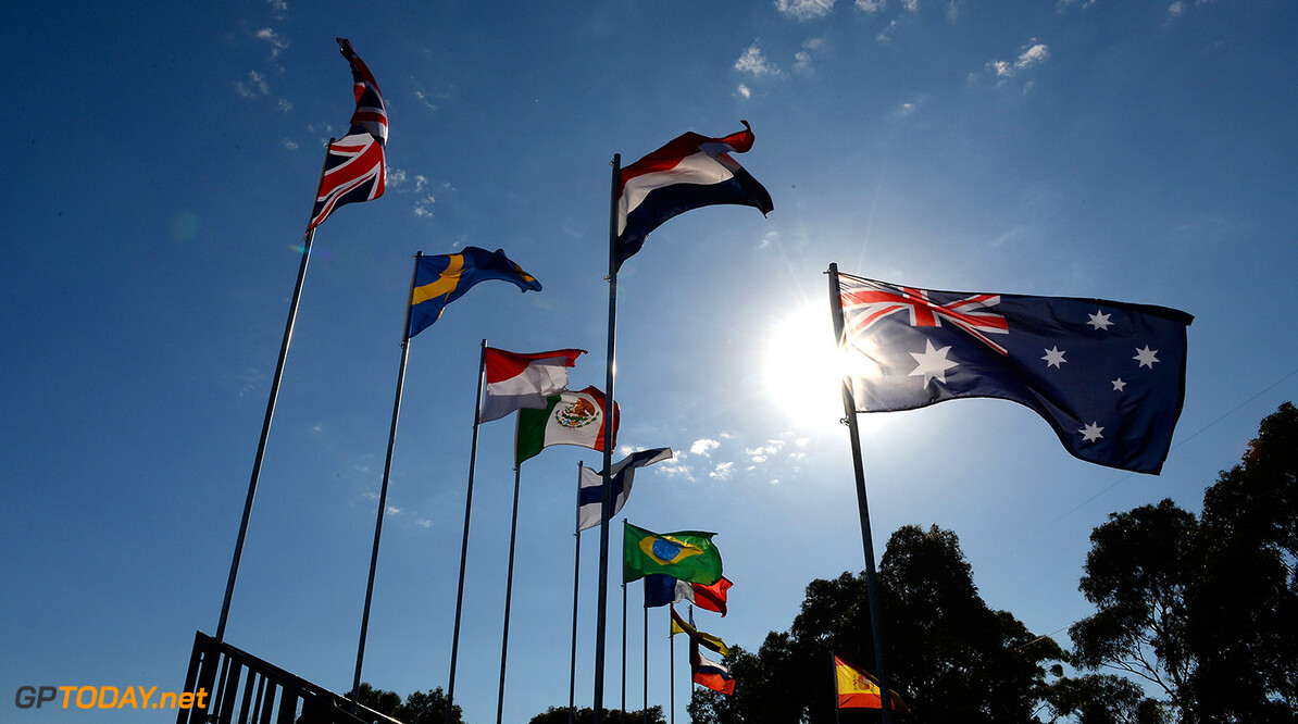 GP AUSTRALIA F1/2016  MELBOURNE (AUSTRALIA) - 17/3/16 (C) FOTO STUDIO COLOMBO PER PIRELLI MEDIA ((C) COPYRIGHT FREE) GP AUSTRALIA F1/2016  (C) FOTO STUDIO COLOMBO MELBOURNE AUSTRALIA