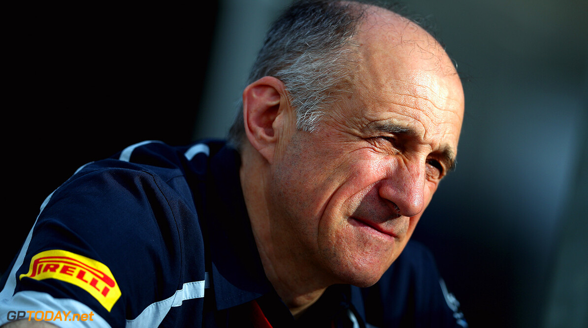 MELBOURNE, AUSTRALIA - MARCH 17:  Scuderia Toro Rosso Team Principal Franz Tost in the Paddock during previews to the Australian Formula One Grand Prix at Albert Park on March 17, 2016 in Melbourne, Australia.  (Photo by Clive Mason/Getty Images) // Getty Images / Red Bull Content Pool  // P-20160317-00145 // Usage for editorial use only // Please go to www.redbullcontentpool.com for further information. //  Australian F1 Grand Prix - Previews Clive Mason Melbourne Australia  P-20160317-00145