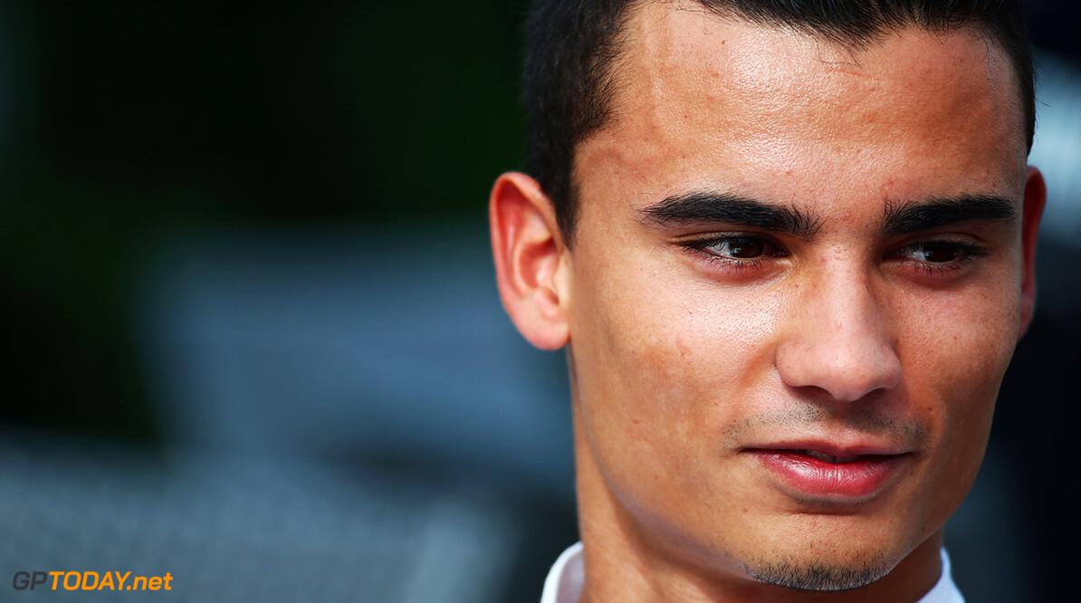Formula One World Championship Pascal Wehrlein (GER) Manor Racing. 17.03.2016. Formula 1 World Championship, Rd 1, Australian Grand Prix, Albert Park, Melbourne, Australia, Preparation Day. Motor Racing - Formula One World Championship - Australian Grand Prix - Preparation Day - Thursday - Melbourne, Australia Manor Racing Melbourne Australia  Formel1 Formel F1 Formula 1 Formula1 GP Grand Prix one Portrait March Australian Australia Albert Park Melbourne Oz Thursday 17 03 3 2016