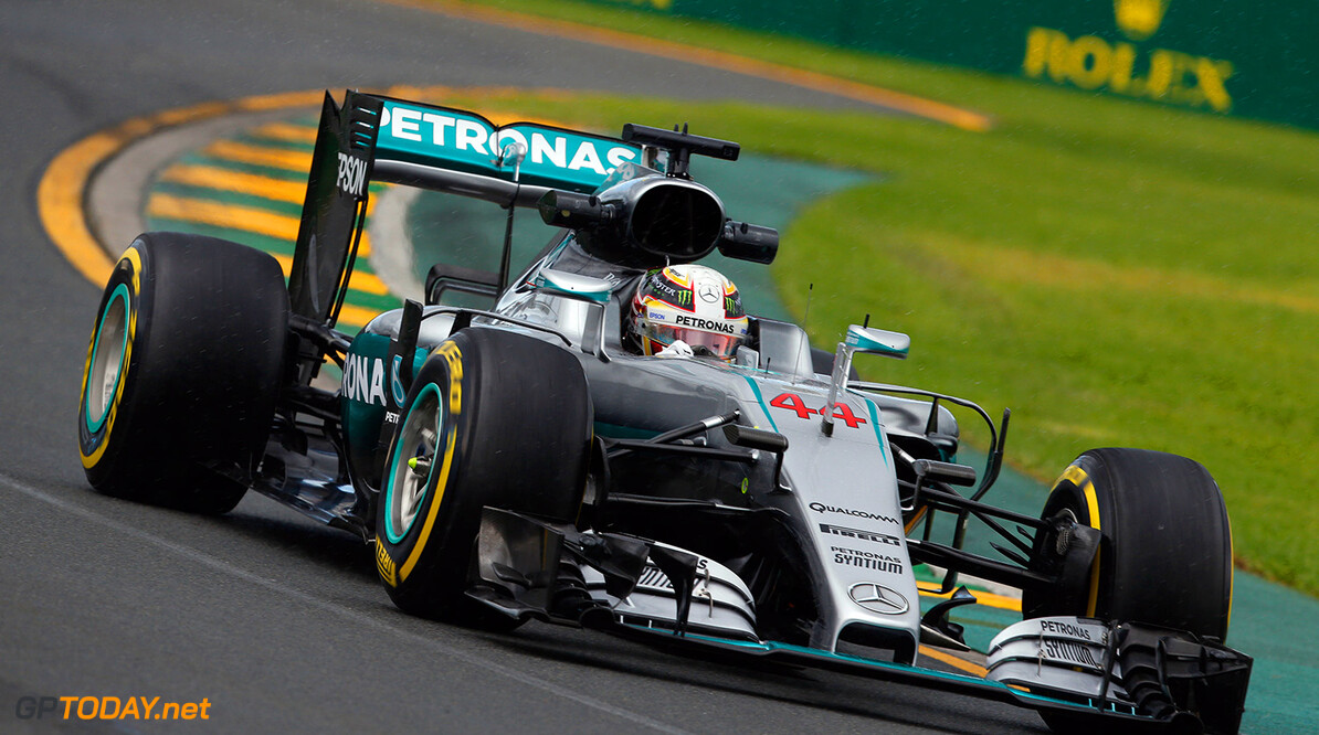 <strong>Qualifying report: </strong> Hamilton grabs P1