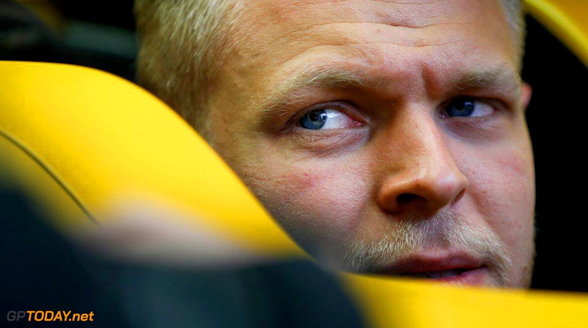 Kevin Magnussen keen to get to work with Haas