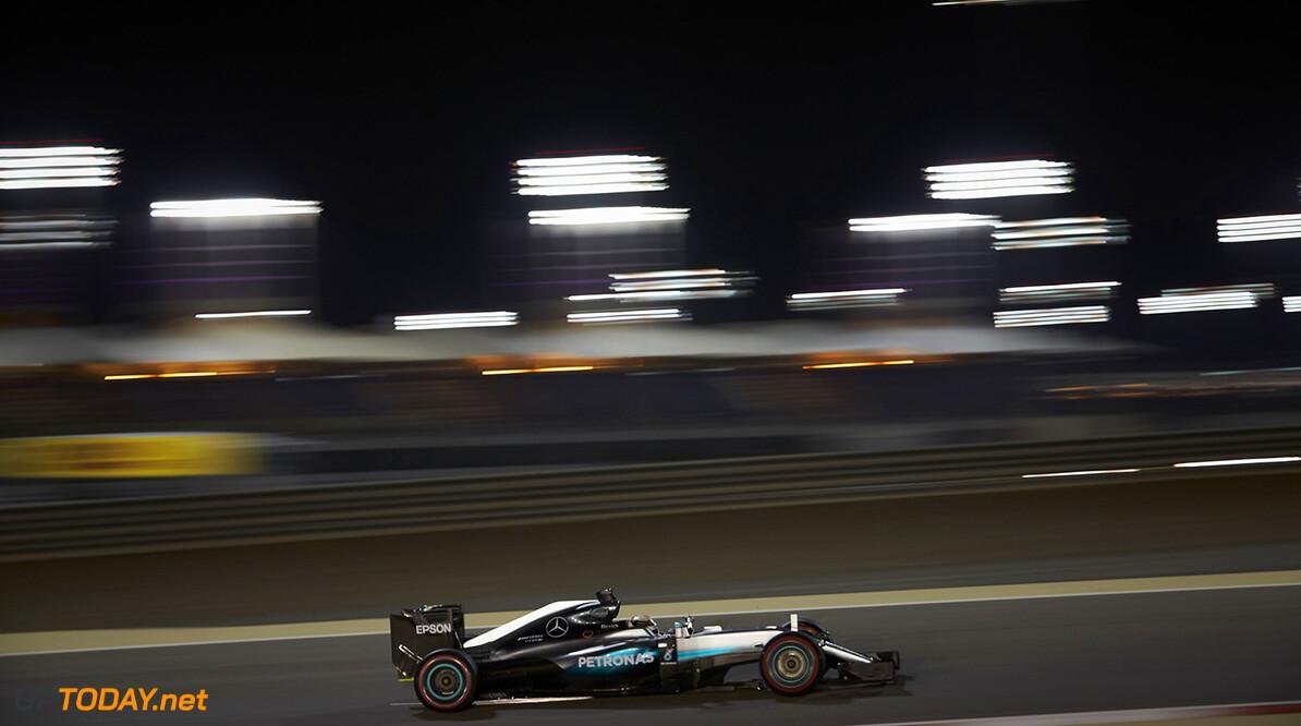 Reprimande voor Lewis Hamilton