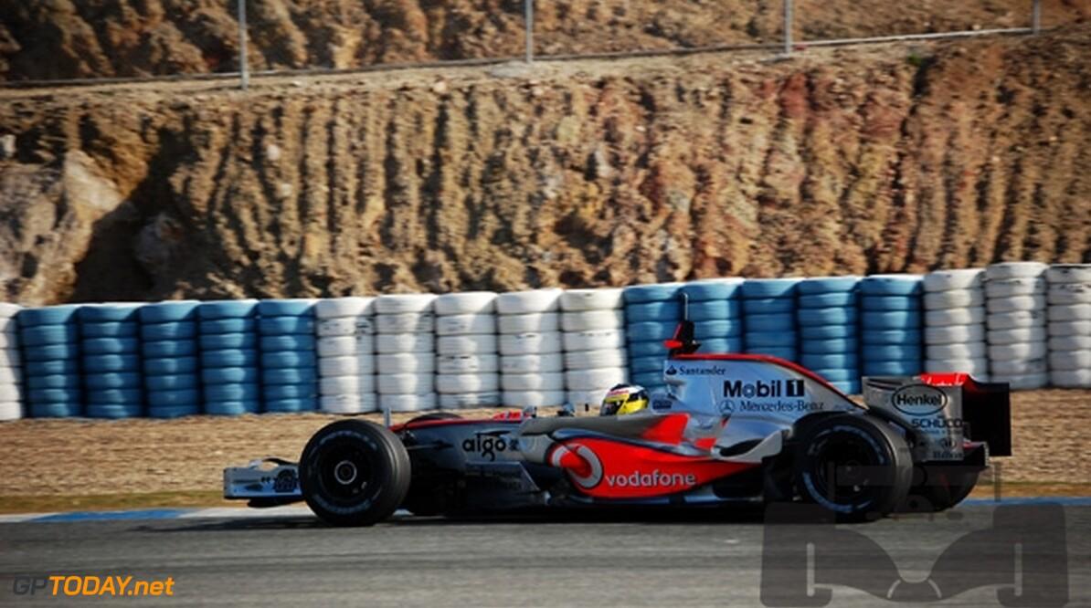 De la Rosa acht zichzelf kansrijk voor McLaren-stoeltje
