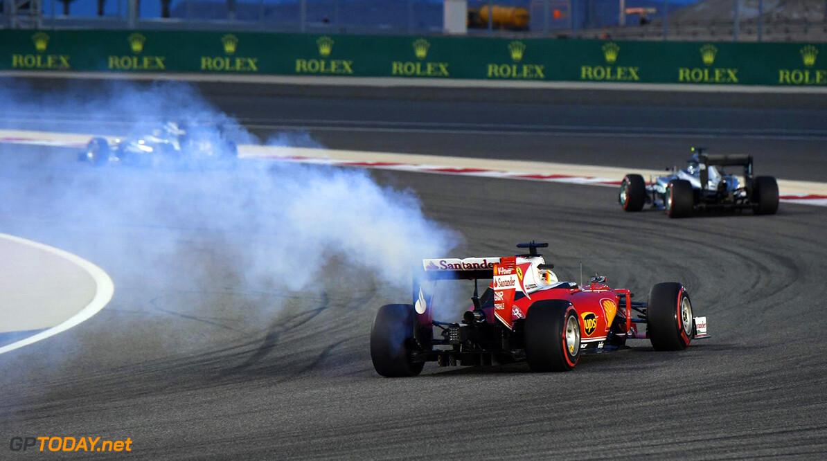 Ferrari aan de slag met nieuw ontwerp verstuiver