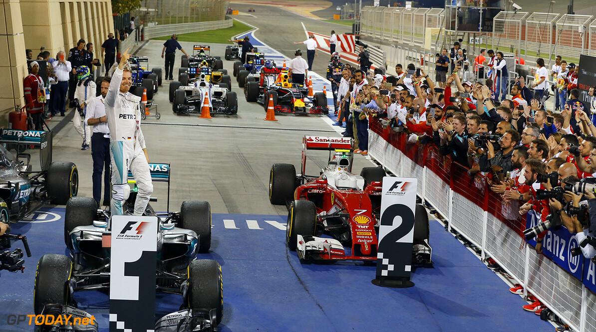 Rosberg really ready to be champion - Hakkinen