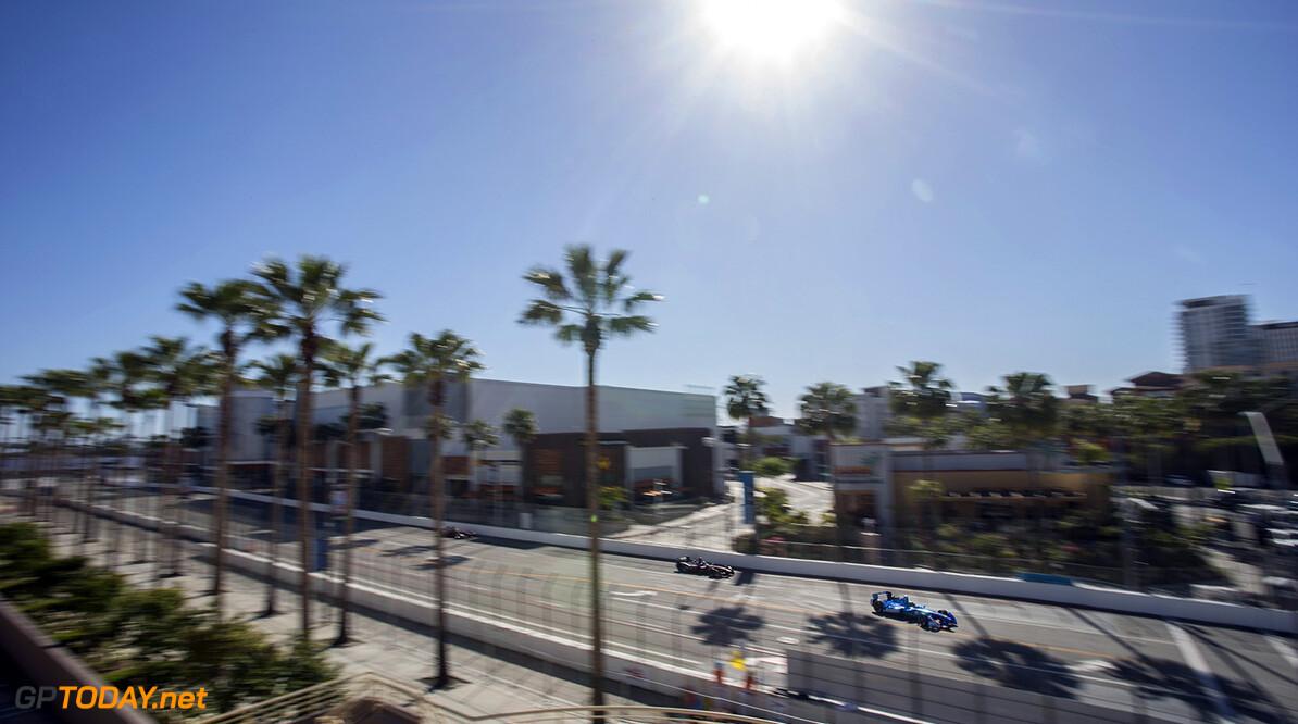 Long Beach ePrix, Los Angeles, California, United States of America. Friday 1 April 2016 Robin Frijns (NLD), Andretti - Spark SRT_01E  Photo: Andrew Ferraro/LAT. ref: Digital Image _FER0659.jpg