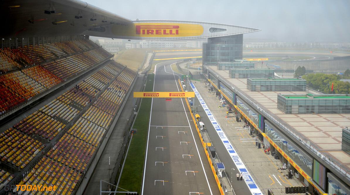 GP CINA F1/2016  SHANGHAI (CINA) - 14/04/2016 (C) FOTO STUDIO COLOMBO PER PIRELLI MEDIA ((C) COPYRIGHT FREE) GP CINA F1/2016  (C) FOTO STUDIO COLOMBO SHANGHAI CIINA