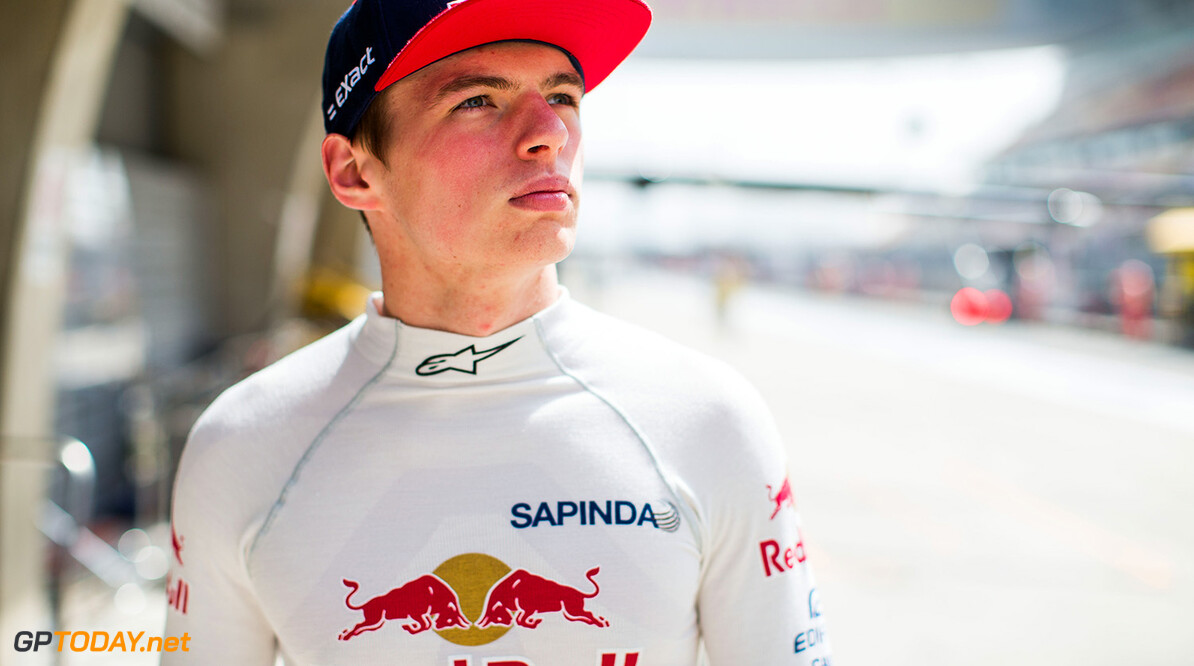 SHANGHAI, CHINA - APRIL 15:  Max Verstappen of Scuderia Toro Rosso and The Netherlands  during practice for the Formula One Grand Prix of China at Shanghai International Circuit on April 15, 2016 in Shanghai, China.  (Photo by Peter Fox/Getty Images) // Getty Images / Red Bull Content Pool  // P-20160415-00207 // Usage for editorial use only // Please go to www.redbullcontentpool.com for further information. //  F1 Grand Prix of China - Practice Peter Fox Shanghai China  P-20160415-00207