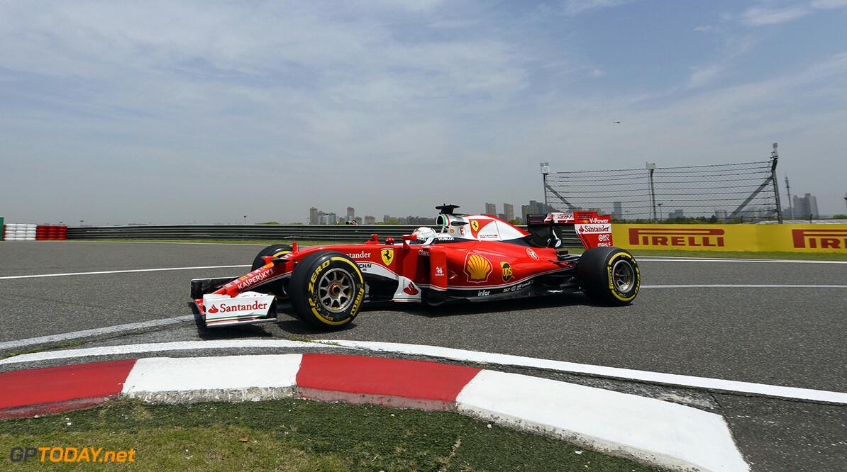 Ferrari trades in tokens for engine upgrade in Russia