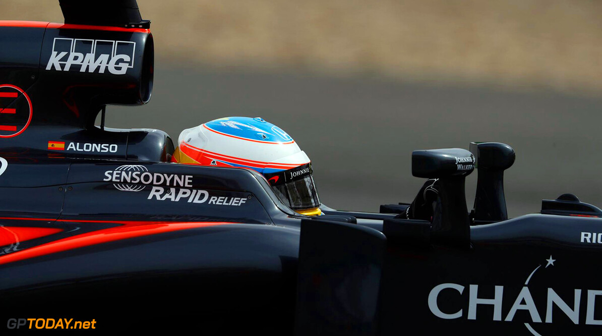 McLaren met lege handen naar huis