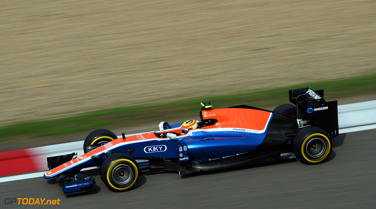Formula One World Championship Rio Haryanto (IDN) Manor Racing MRT05.