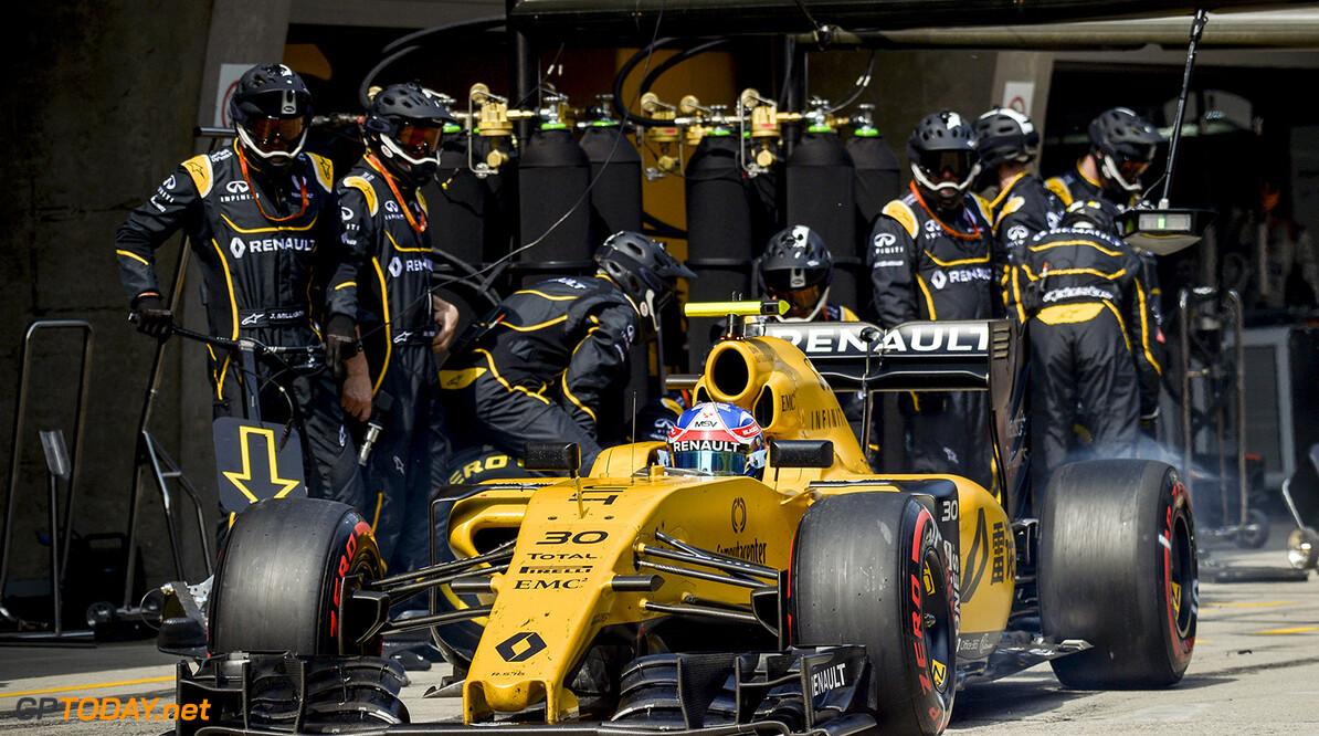Renault F1 heeft geen excuses voor zwakke vorm