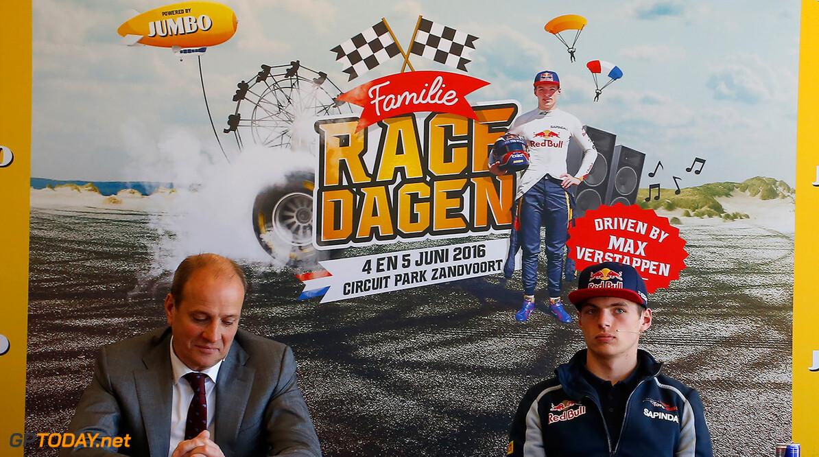 Programma voor Familie Racedagen op Zandvoort