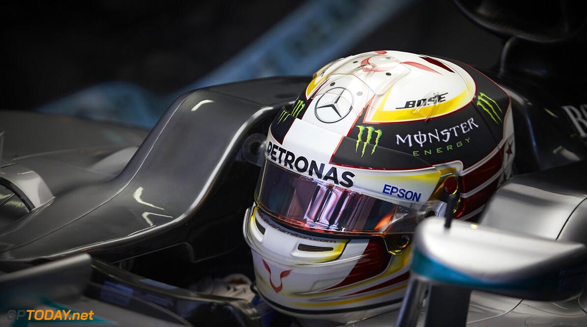 Motorproblemen dwingen Hamilton tot inhouden in Rusland