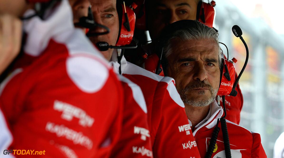 Ferrari laat zich niet de les lezen door Red Bull