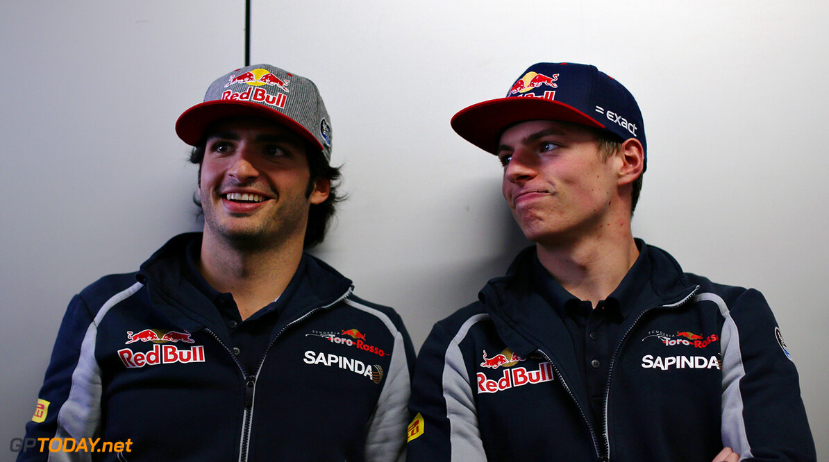 Sainz on the same level as Verstappen - de la Rosa