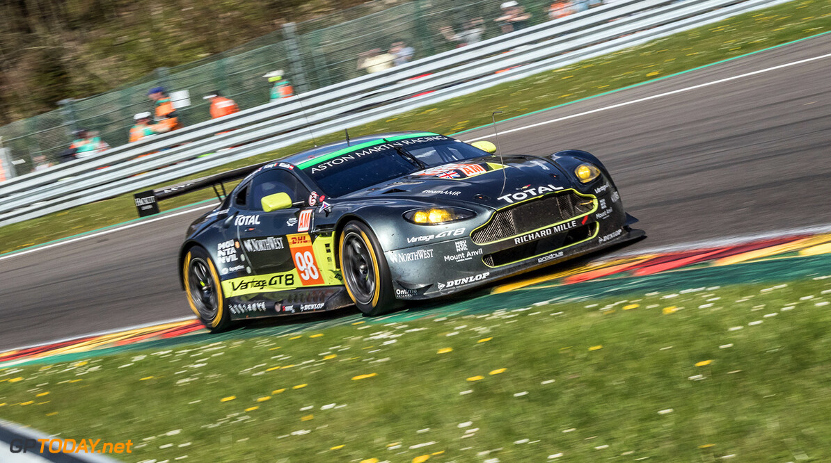GT7D0927.jpg Car # 98 / ASTON MARTIN RACING / GBR / Aston Martin V8 Vantage / Paul Dalla Lana (CAN) / Pedro Lamy (PRT) / Mathias Lauda (AUT) - WEC 6 Hours of Spa - Circuit de Spa-Francorchamps - Spa - Belgium  Car # 98 / ASTON MARTIN RACING / GBR / Aston Martin V8 Vantage / Paul Dalla Lana (CAN) / Pedro Lamy (PRT) / Mathias Lauda (AUT) - WEC 6 Hours of Spa - Circuit de Spa-Francorchamps - Spa - Belgium  Adrenal Media Spa Belgium  Adrenal Media WEC 6 Hours of Spa Circuit de Spa-Francorchamps Belgium