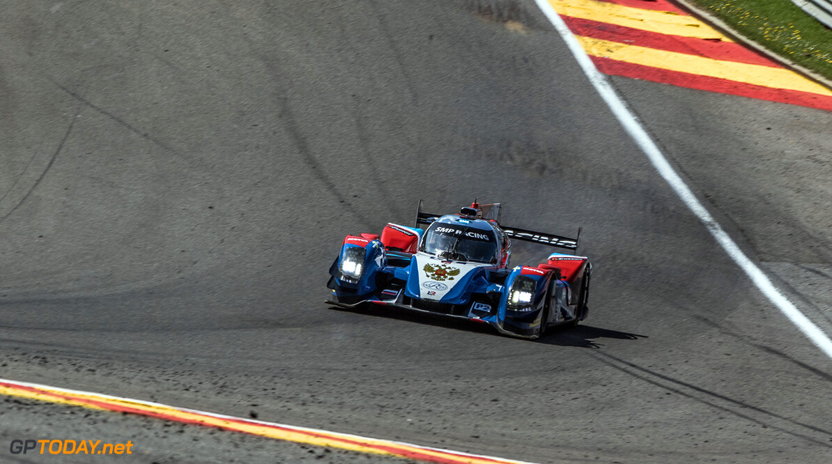 Mikhail Aleshin makes LMP2 return
